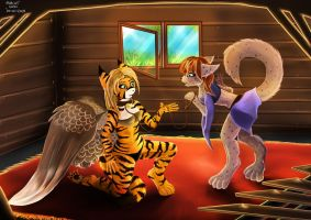 Playtime -Day- by Gamal-the-rookie