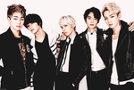 SHINee HD BW to Coloured Version by icarus-redemption