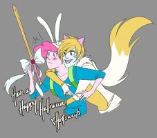 Happy Halloween! by Hootsweets
