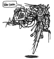 Devastator sketch? by araxiria