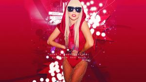 +Wallpaper Lady Gaga by StaystronginTheLife