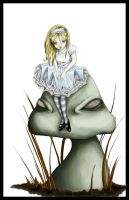 Alice in Wonderland by Et3rnalCynic