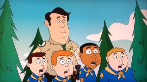 Animated Atrocities: Welcome to Brickleberry by Regulas314