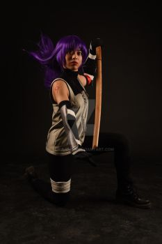 Yugao Cosplay - Ready for the battle! by Alika-Chan