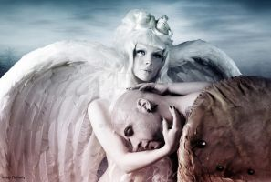 My guardian angel by 1chick1
