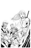 GI Joe Cover 18 by RobertAtkins