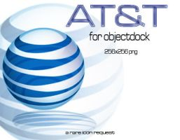 AT and T for Objectdock by PoSmedley