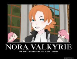 Nora by Scarecrow113