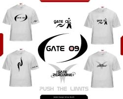 Gate 09 RD Entries 6 to 9 by radiances