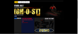 Code:RXT [GH-0-ST] Website by ownerfate