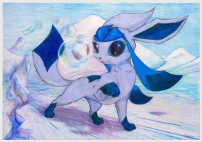 Glaceon as is by SSsilver-c