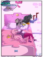 After Sky Witch - FanComic Bubbline page 07 by kei111
