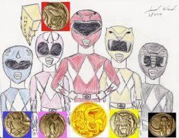 Project 3 Ranger Group Ver. 2 by Jred20