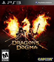 Dragon's Dogma PS3 Boxart by BASTART-D3SIGN
