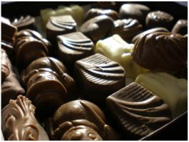 CHOCOLATE by MONOCROMO