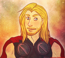 Thor by Noxx-ious