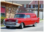 A 1957 Chevy 150 Delivery Wagon by TheMan268