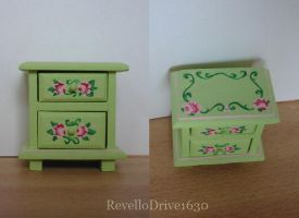 Dollhouse Nightstand by RevelloDrive1630