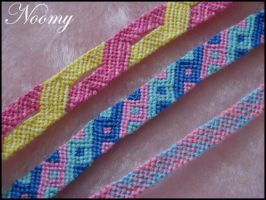 Frienship Bracelet ..16.. by Noomy