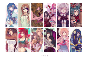 2013 summary thingy by lackless
