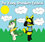 The Young Crusaders Evolved Cover By Pokemonlpsfan by Nicky24512
