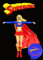 Supergirl by Supermangraphix