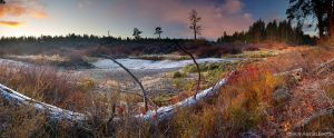 Sunrise near Bend by austinboothphoto