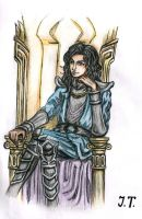 Melkor by Jill-Summers