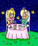 star tea party by babyblisblink