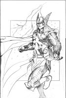 thor pencils by GIO2286
