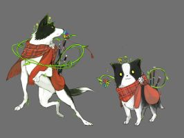 Character Design 02 by Yeale