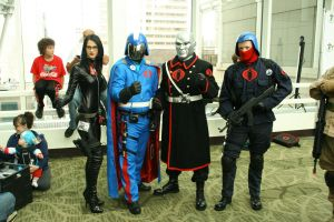 Cobra Command 2 - ECCC 2012 by nwpark