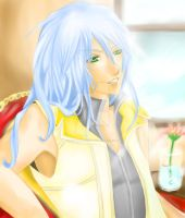 Riku by dawntwilight