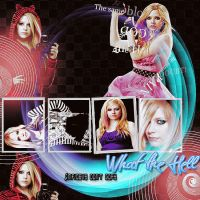 Avril Lavigne Blend wow by GaGaMexicO