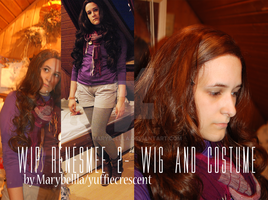 Renesmee Cullen WIP by Marybellla