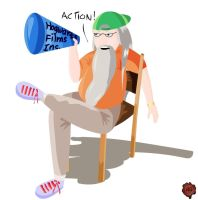 Director Dumbledore by aneesah