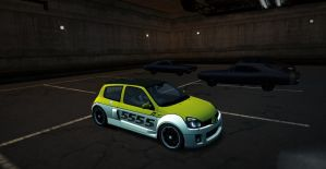 NFS World - Le Hatchback Infernale by AJ-Lethal