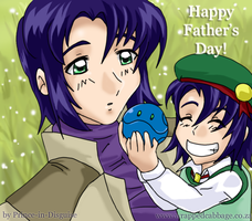 Athrun - Like Father, Like Son by Prince-in-Disguise