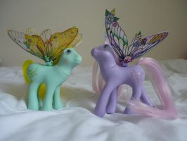 custom or restoration my little pony flutter ponys by thebluemaiden