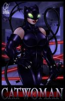 Catwoman by Cahnartist