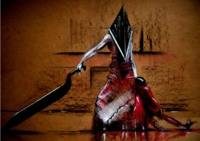 pyramid head by lefthandofwinters