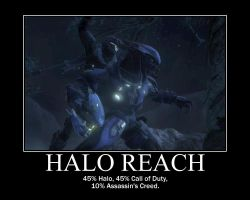 Halo Reach by Fireblaster77