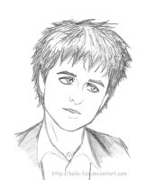 Billie Joe - sketchy like 11 by kelly42fox
