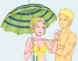 NaruValen: A Teasing Kind of Love (Naru/OP) by JuPMod