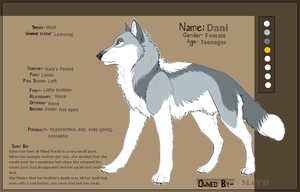 Dani LotN Forum ref by MayhWolf