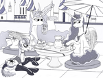 lunch time by patapon13