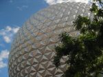 Epcot Ball by Duches77
