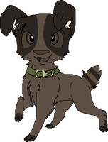 My new Puppy Char. by Super-Chey