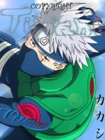 Kakashi Stage by Tinani