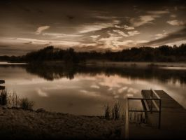 The Lake by firesign24-7